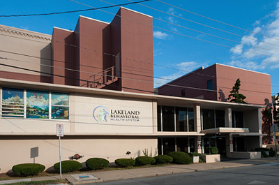 Photo of Lakeland Behavioral Health System