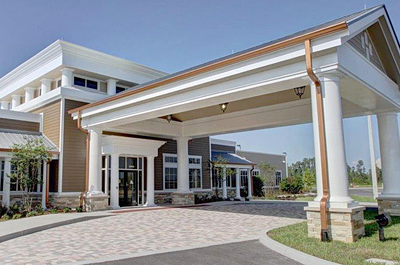Photo of North Tampa Behavioral Health Hospital