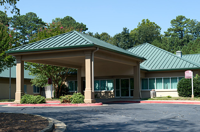 Photo of Riverwoods Behavioral Health System